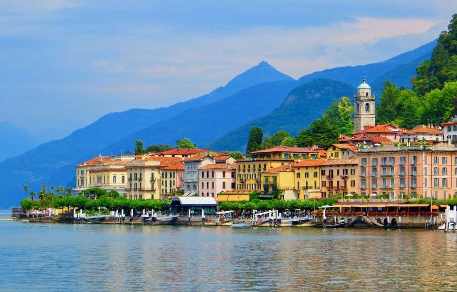 1. Lake Como