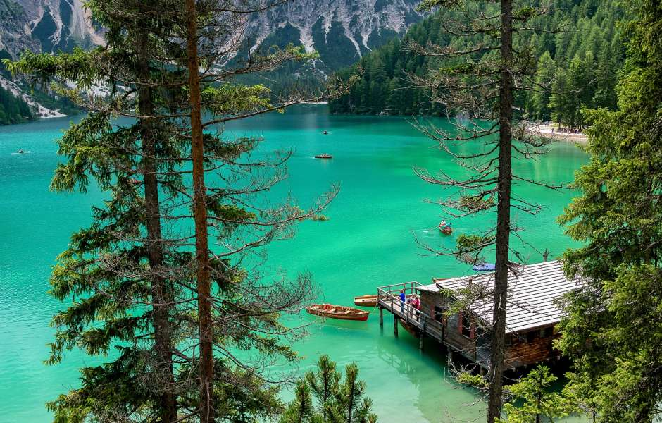 2. Lake Braies