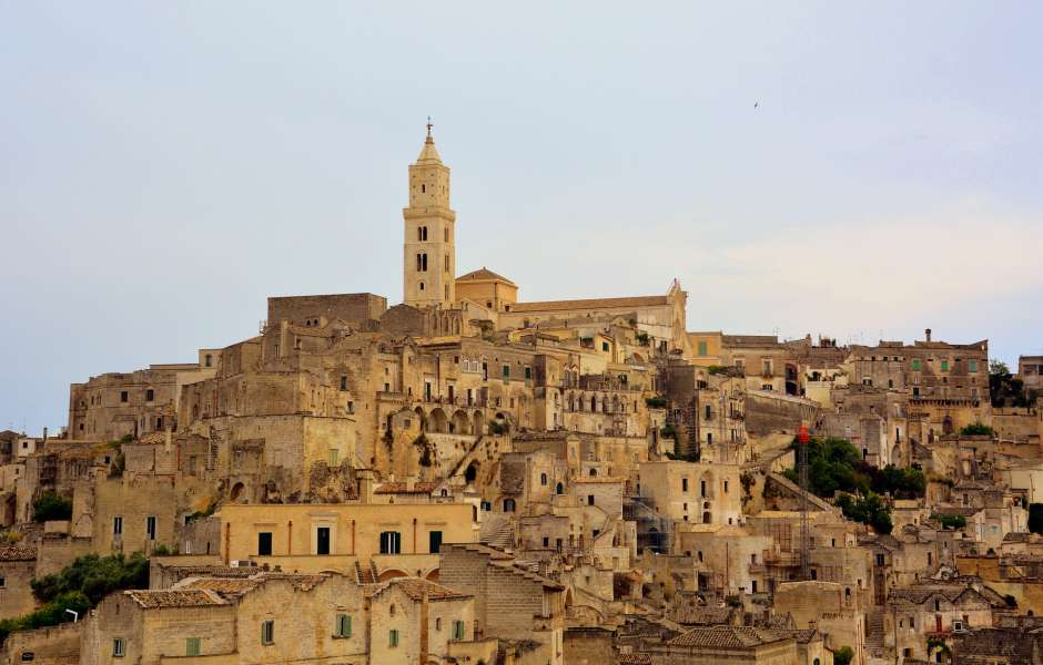 6. Matera European City of Culture – Ongoing until 31st December