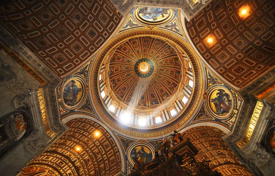 with WHO? visiting the Vatican with a group or going solo
